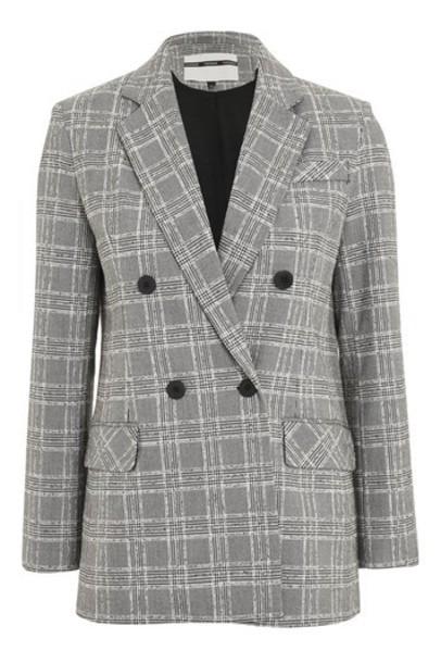 Topshop jacket monochrome
