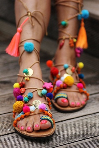 shoes boho sandals bono chic boho chic
