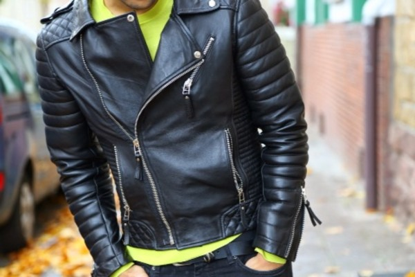 jacket leather jacket black black leather jacket black jacket mens jacket zip pockets menswear fashion assymetrical zipper zipper jacket boda skins