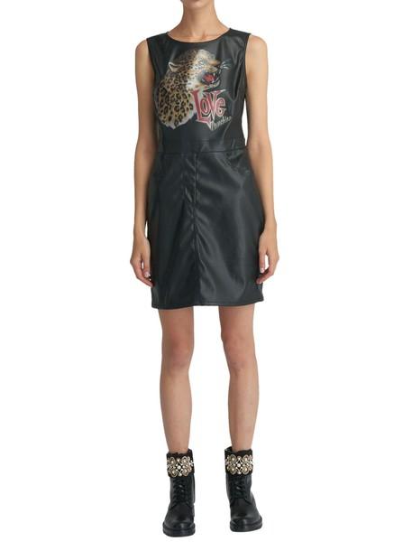 LOVE MOSCHINO dress black