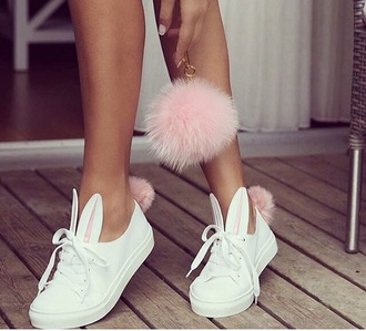 shoes bunny sneakers