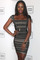 Low cut jacquard stripe gray bandage dress