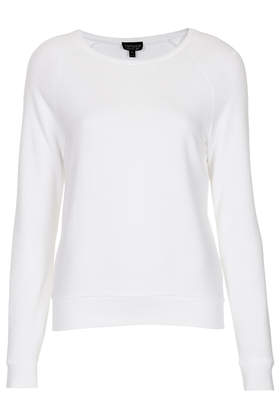 Neat Rib Sweat - Tops - Clothing - Topshop