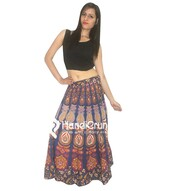 skirt,rapron,handmade rapron,indian rapron,women rapron,women summer rapron,women stylish rapron,women rapron long skirt,rapron skirt,young women skirt,girl rapron,mandala printed raprons,mandala printed rapron