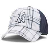 hat,yankees,baseball hat,plaid