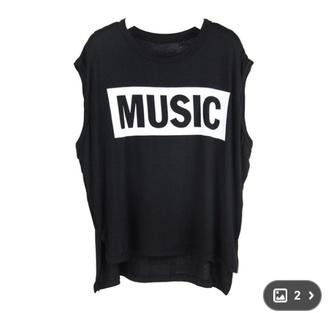shirt music