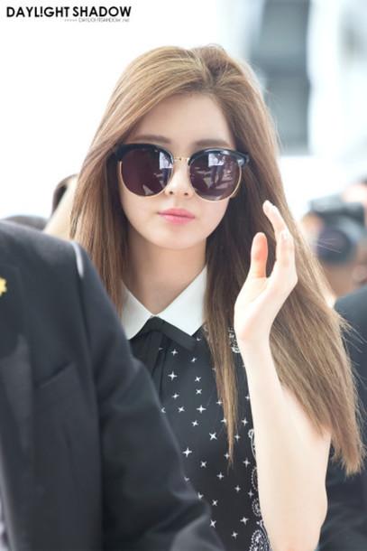 sunglasses snsd kpop girls generation