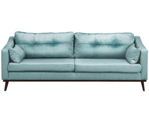 Sofa Samt sofa almana 3 sitzer