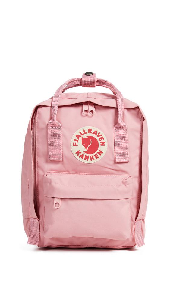 Fjallraven Kanken Mini Backpack in pink