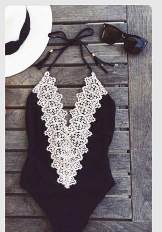 swimwear bikini boho chic