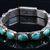 Tibetan Chain Bracelet Tibetan Handmade Turquosie Bracelet - Wishbop.com