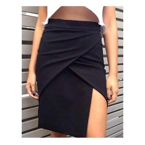 skirt black skirt madison beer