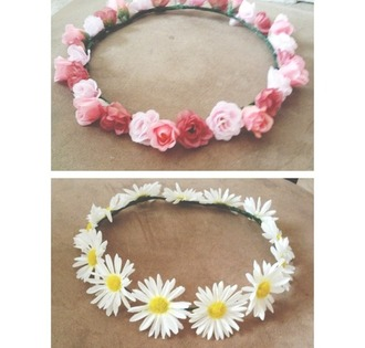 jewels pink flowers flowers hat