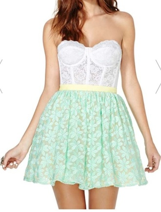 strapless top style