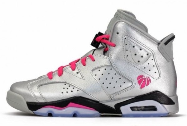 shoes air jordan 6 retro-gs