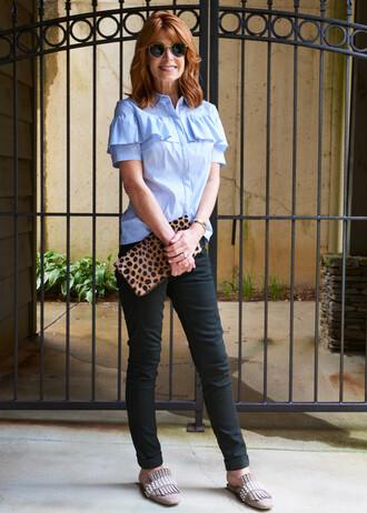 themiddlepage blogger shirt bag
