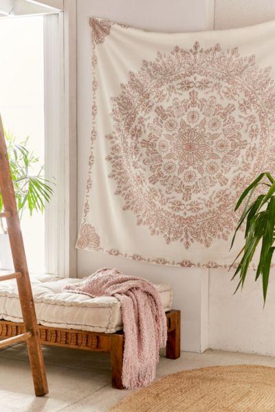 Folklorica Medallion Tapestry