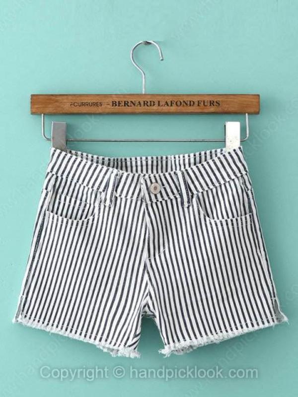 denim bottom stripes