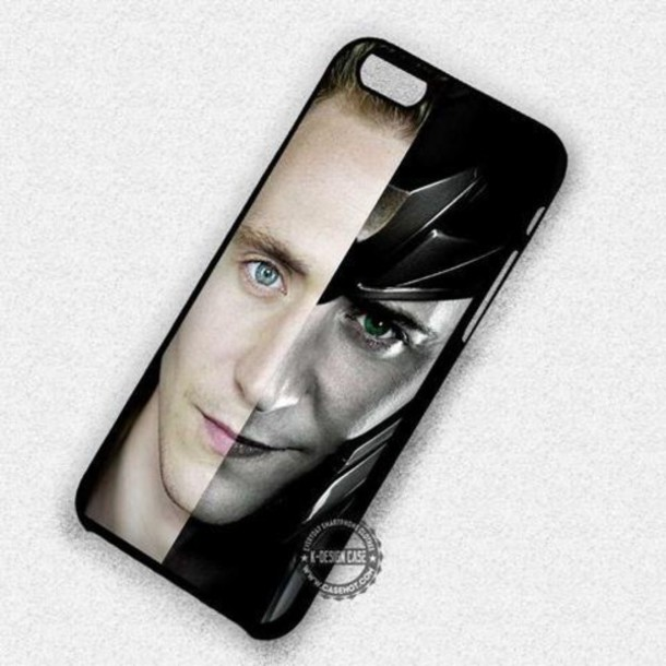 The Avengers Loki iphone case