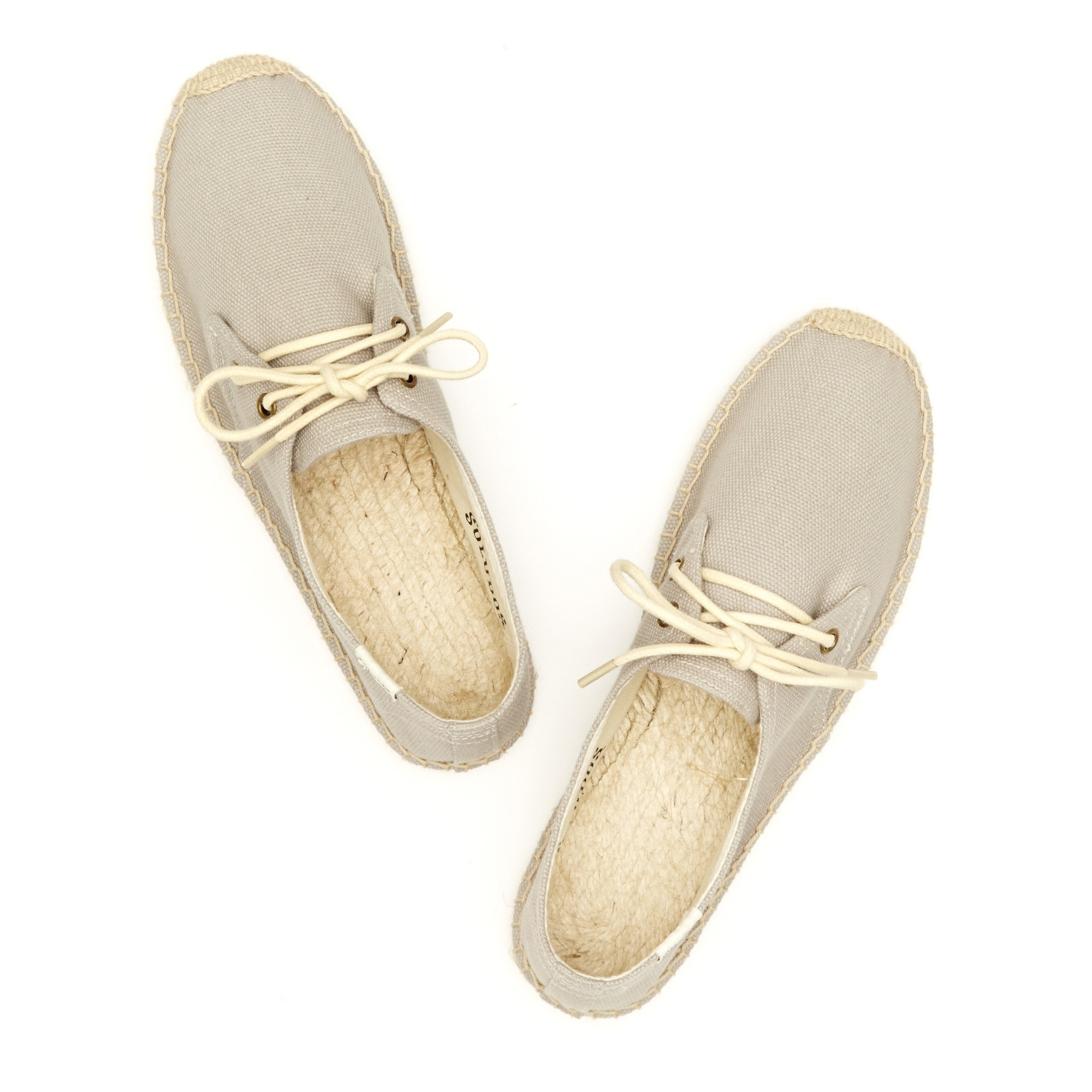 Canvas Derby - Espadrilles for Women from Soludos - Soludos Espadrilles