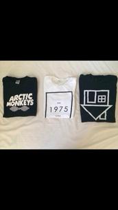 t-shirt,arctic monkeys