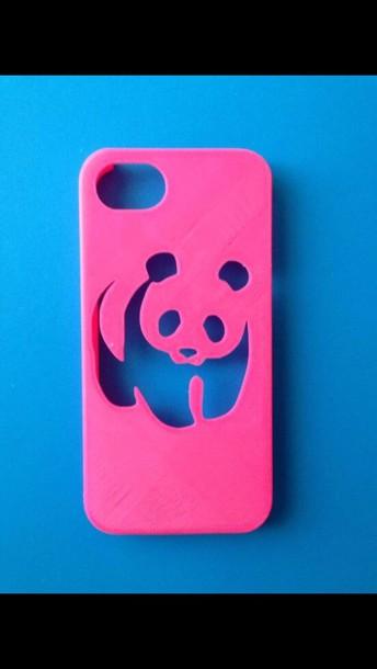 iphone iphone 4 case pandas iphone case