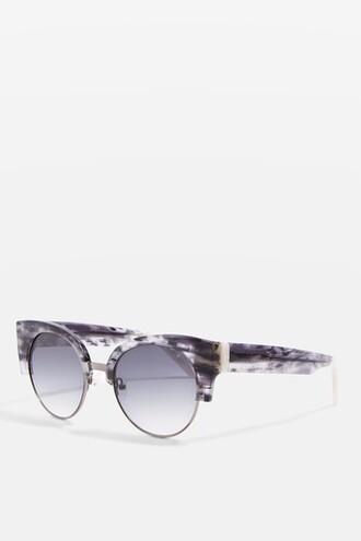 sunglasses monochrome