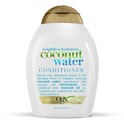OGX Weightless Hydration Coconut Water Conditioner 13oz Ulta.com - Cosmetics, Fragrance, Salon and Beauty Gifts