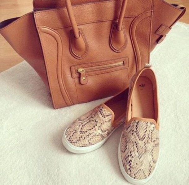 shoes h&m bag fashion