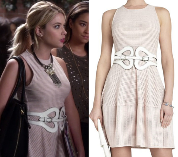 hanna marin pretty little liars dress