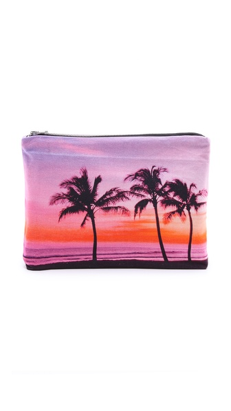 Samudra Coco Palms Pouch | SHOPBOP