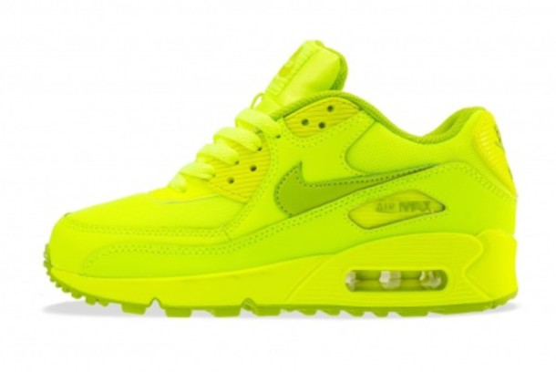 a2n7gnx7 authentic air max neon green