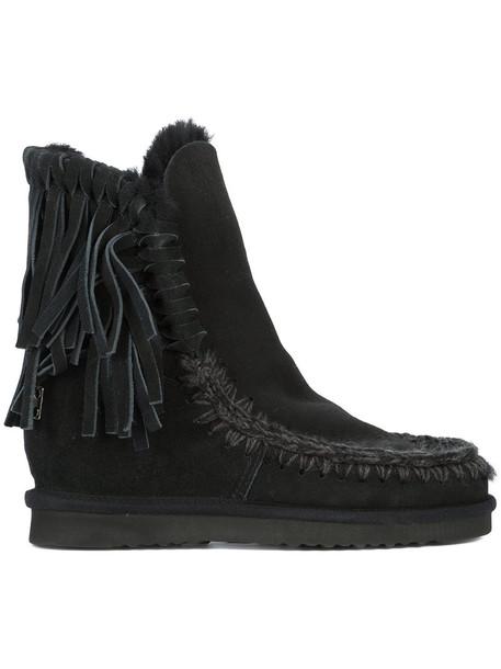 women black shoes