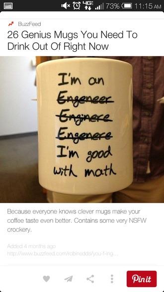 home accessory nerd mug funny