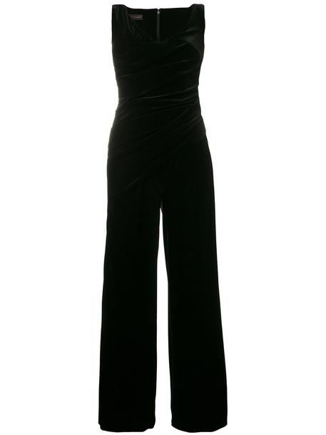 jumpsuit women spandex black