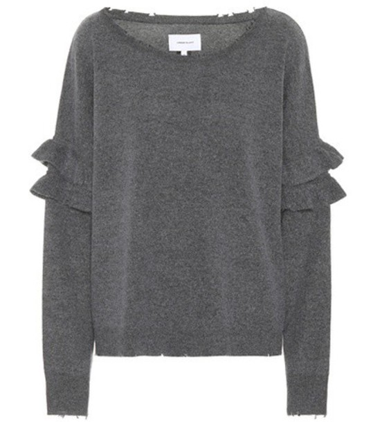Current/Elliott sweater wool grey