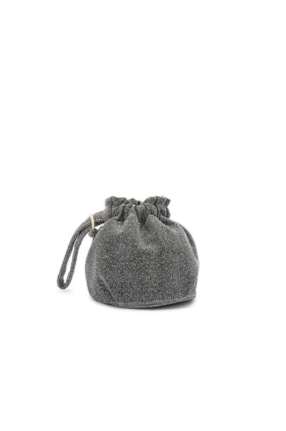 House of Harlow 1960 x REVOLVE Ben Pouch in metallic / silver