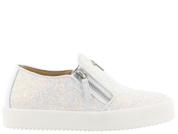Giuseppe Zanotti milk shoes