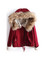 Fashion blogger style trend jacket elegant winter