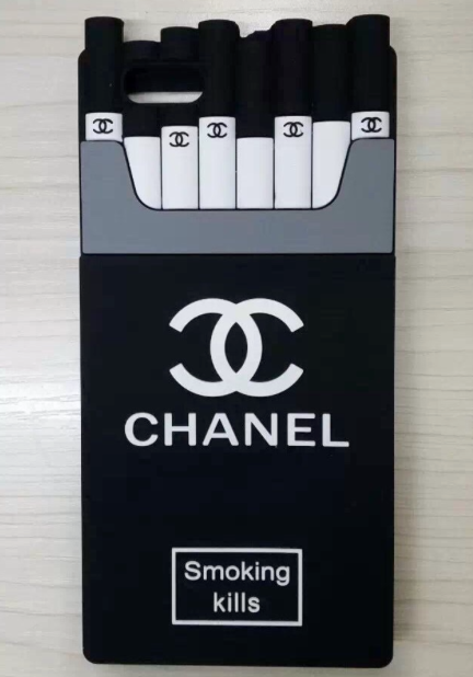 Chanel Cigarette Iphone Smoking Kills Iphone 5 5s 6 6 Plus