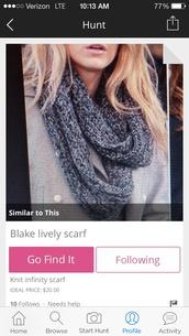 scarf,serena van der woodsen,gossip girl,blake lively
