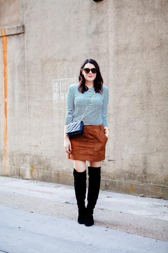 kendi everyday blogger skirt shoes sunglasses jewels