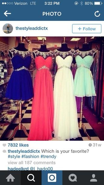 dress pink prom dress long prom dress hot pink dress mesh dress flowers