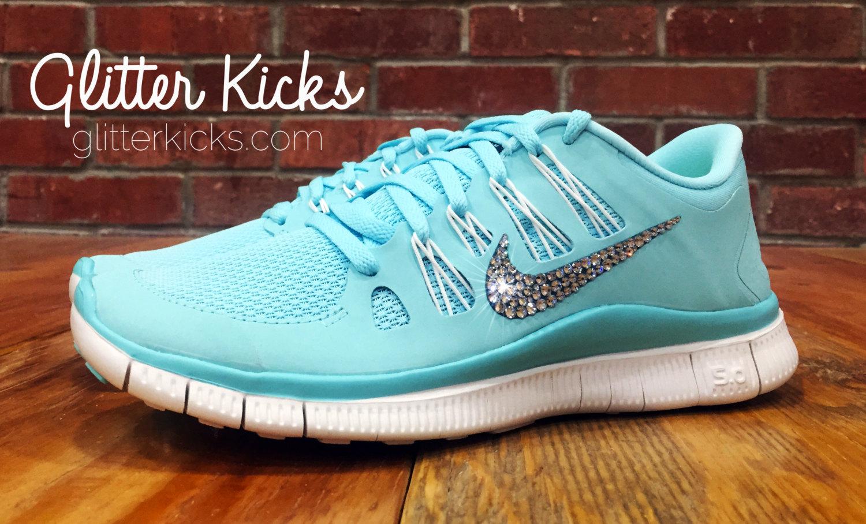 Nike Tiffany Blue Tennis Shoes