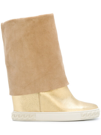 women boots leather nude suede shoes