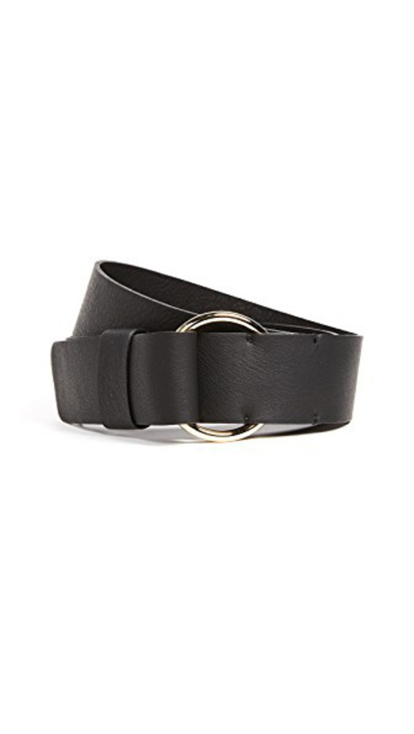 B-Low The Belt Miller Mini Belt in black / gold
