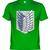 Camiseta Shingeki Scouting Legion Survey Corps - nº 437028 - cocolima