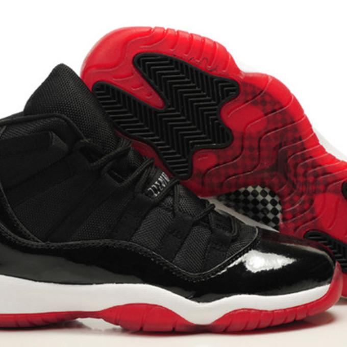 66442406672 Nike Air Jordan 13 Xiii Retro Bg Gs Og Bred Black Red Aj13 Kid | CTT