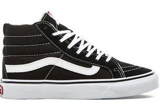 shoes vans high top sneakers black sneakers