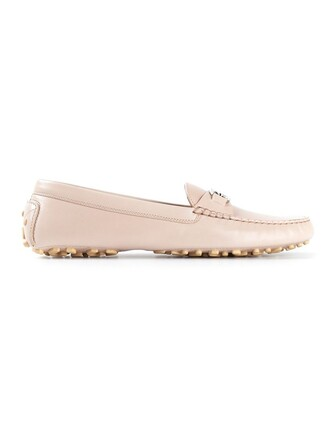 loafers nude shoes